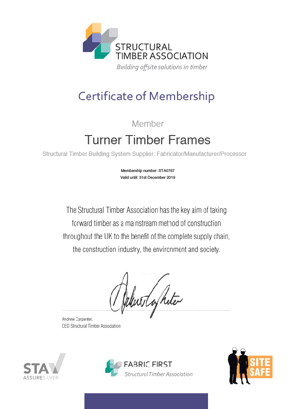 Certificate_-_Turner_Timber_Frames_-_STA0767